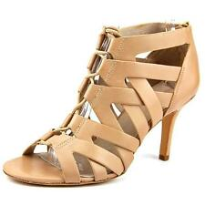 High (3 in. and Up) Lace Up Solid Sandals for Women