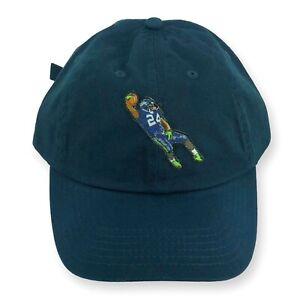 Marshawn Lynch Beast Quake Beast Mode Cap Dad Hat Snapback NFL Jersey Seattle Se