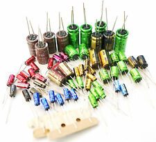 Nichicon Muse and Elna Audiophile Capacitor Kit RFS, ROB, R2O, KZ, ES, FG, KT !!