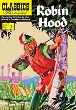 Robin Hood [Classics Illustrated]