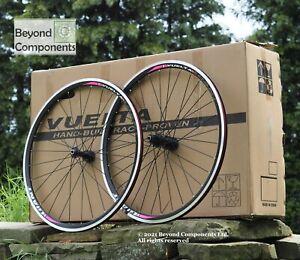 Giant Vuelta 700C Road Bike WheelSet 8-12 Speed Tubeless Ready Sealed Bearings