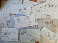 Vorphila Briefe Deutschland und Ausland über 100 Stück aus Sammlung interessant