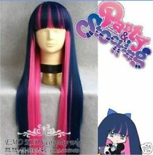 100cm COS Panty and Stocking with Garterbelt-Stocking Anime Cosplay Full Wig&:29