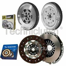SACHS 2 PART CLUTCH KIT AND LUK DMF FOR AUDI A3 HATCHBACK 2.0 TDI 16V QUATTRO