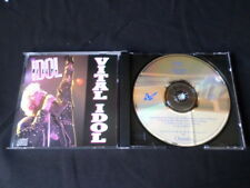 Billy Idol. Vital Idol. Compact Disc. 1987. Made In The United States