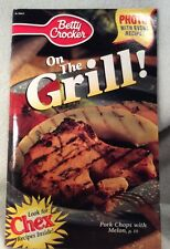 BETTY CROCKER ON THE GRILL CREATIVE RECIPES
