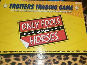 109 Only Fools And Horses Trotters Trading Game 1990 BBC Board Game. OFAH.