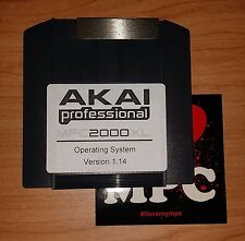 ZIP 100MB Akai MPC 2000XL Operating System OS V1.14 Boot Disk