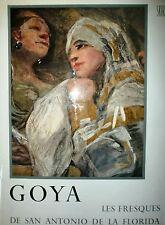 Goya Les fresques de San Antonio de la Florida a Madrid
