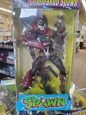 TODD MCFARLANE COMMANDO SPAWN COLOR TOPS #34 TOY SERIES FIGURE