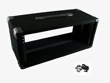 """Procraft 4U 9"""" Deep Equipment Rack 4 Space - Made in the USA - With Rack Screws"""