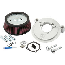 Arlen Ness Stage 1 Big Sucker Air Cleaner Harley 99-15 Twin Cam - Natural Plate