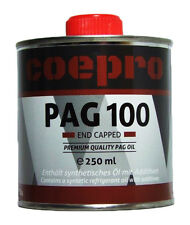 Pag100 COMPRESSORE CLIMA OLIO PAG 100 250ml end capped