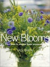 New Blooms: Fresh Ideas for Seasonal Flower Arrangements-ExLibrary