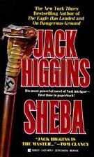 Sheba by Jack Higgins (1995, Paperback)