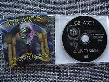 CB Arts -  CD--Return To Forever , Neu