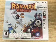 RAYMAN ORIGINS FOR NINTENDO 3DS