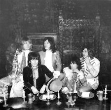 ROLLING STONES clipping Brian Jones B&W photo Beggars Banquet mod 1968 Honeybus