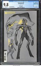 Superman #25 2020 CGC 9.8 - Bendis story, Reis cover