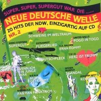 Neue Deutsche Welle (Repertoire) 2:Balder, Joachim Witt, Extrabreit, Unit.. [CD]