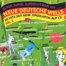 Neue Deutsche Welle (Repertoire) 2:Balder, Joachim Witt, Extrabreit, Unit.. [CD]