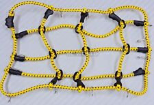 Traxxas TRX-4 Scale ROOF Accessories BUNGEE CARGO NET For Roof Rack Yellow