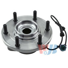 Wheel Bearing and Hub Assembly-RWD Front WJB WA515124