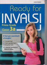 INVALSI Oxford University Press VEDI NOTE