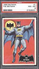 1966 Batman — The Batman #1 — PSA 8