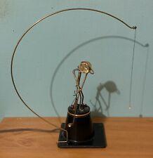 Escultura cinética golfista eléctrico Animación