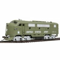 HO Scale UNITED STATES ARMY F2-A DIESEL LOCOMOTIVE A.T.S.F. New 96813 Boxed