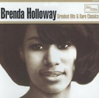 Brenda Holloway - Greatest Hits And Rarietie (NEW CD)
