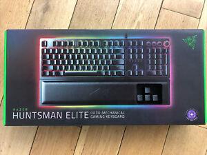 Razer Huntsman Elite Gaming Keyboard with Opto-Mechanical Key