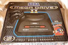 Sega Spielkonsole, Mega Drive 2, Kellerfund, alt ? Konsole
