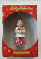 Christopher Radko Choir Boy Ornament Hand Painted Holiday Celebrations Movable