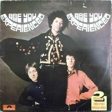 The Jimi Hendrix Experience Are You Experienced / Axis: Bold As Love LP, Albu...