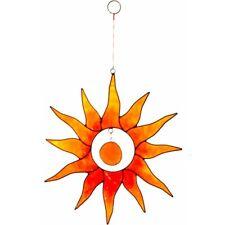 Orange Sun - Suncatcher - Brand New