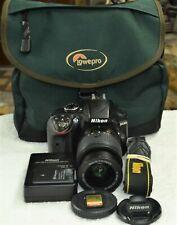 Nikon D D3300 ( 24.2 MP ) with Nikon AF-P ( VR-DX )-18-55 mm  Lens