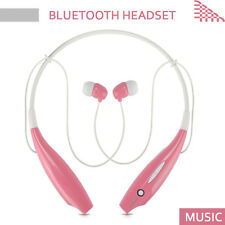 New Pink HV-800 Wireless Bluetooth Headphone Sport Stereo Earphone For Cellphone