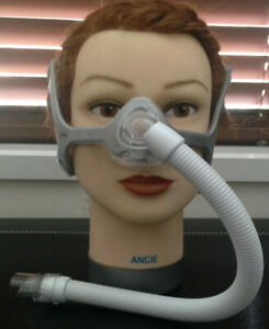 Philips respironics Wisp nasal mask clear frame 3 cushion size CPAP sleep apnea