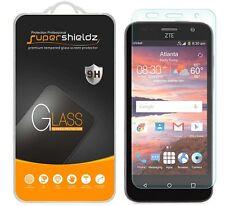 2X Supershieldz Tempered Glass Screen Protector Saver Shield for ZTE Atrium