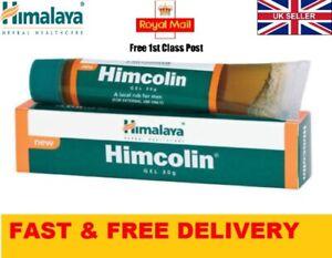 Himalaya Herbals Himcolin Gel - Premature & Erectile Dysfunction - 30g Tube