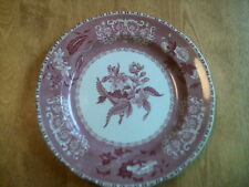Spode CAMILLA RED  Salad Plate Old Red Mark