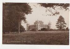 Inveraray Castle Vintage RP Postcard Colin McLaren Pier Head 644a