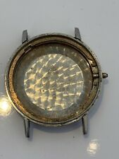 Omega Seamaster Fab Suisse Stainless Steel Back Case For Wrist Watch