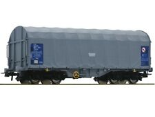 Roco 76452 Güterwagen Schiebeplanenwagen VTG SNCB H0