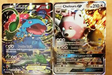 Lot De 2 Grandes Cartes Pokemon (Jumbo) Ex Et Gx