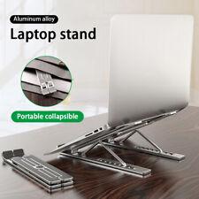 Adjustable Portable Laptop Tablet Support Stand Folding Desktop Notebook Holders