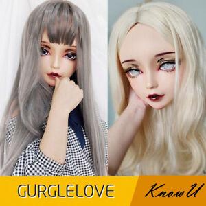 Kigurumi Animated Headgear Female Crossdresser Head Shell Transgender Cosplay