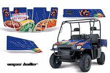 AMR Racing Polaris Ranger 500/700 UTV Graphic Kit Wrap Decal Part 04-08 BALLER U